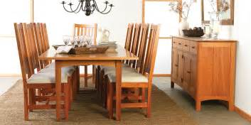 Shaker Dining Room Furniture home vermont handcrafted wood furniture dining room furniture