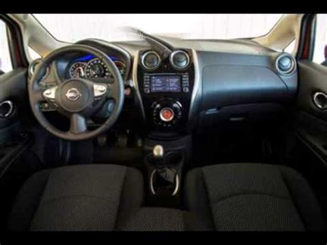 nissan note interni all new 2014 nissan note dynamic styling pack 1 2 liter