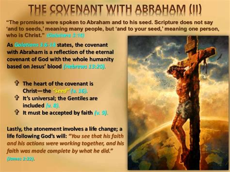 the covenant and abraham s promise seed the lost sheep of israel in america books 11 the covenant