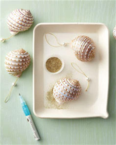 Martha Stewart Ornaments Handmade - handmade ornaments by martha stewart