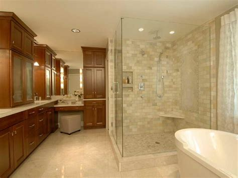 Tiled Bathroom Ideas Master Bathroom Shower Tile Ideas Images
