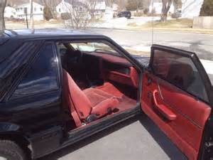 86 ford mustang gt for sale photos technical