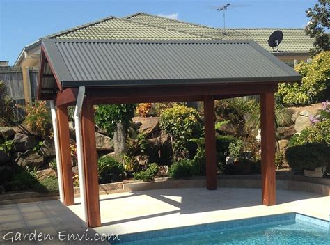 gazebo roofs 41 best gazebo metal roof images on cabana