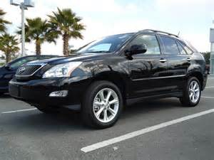 2009 Lexus Rx 350 Specs Lexus Rx 350 2009 Technical Specifications Interior And