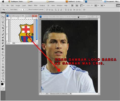 Baju Bola Ronaldo mengganti logo club pada baju pemain sepak bola taufikguns