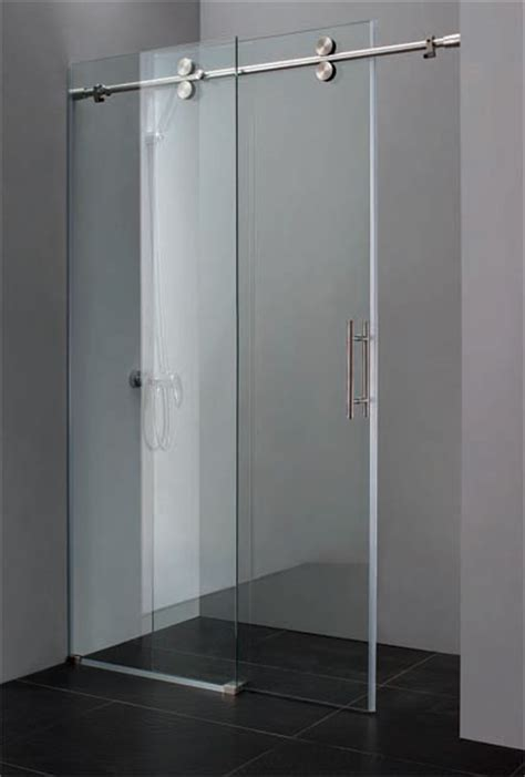 two panel sliding shower bath screen lineaaqua shower doors lineaaqua energy 59 x 79 satin nickel shower doors 2 panel frameless doors