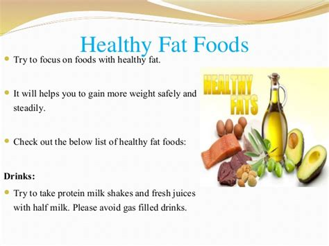 healthy fats for weight gain weight gain foods list 6 month transformation to