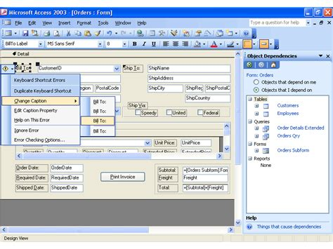 Office Access by Microsoft Middleeast Office 2003 Access