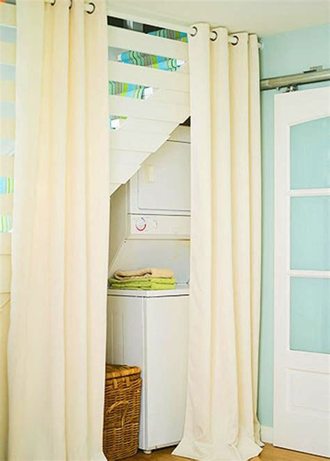 laundry room curtain 1000 ideas about laundry room curtains on pinterest