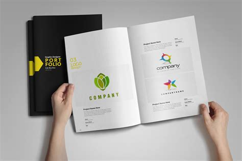 Portfolio Template by Graphic Design Portfolio Rheumri