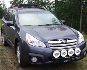 Subaru Outback Light Bar Does Anyone The Ssd Nudge Light Bar Subaru Outback