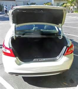 nissan altima 2016 trunk 2016 nissan altima sl test drive bows with revised