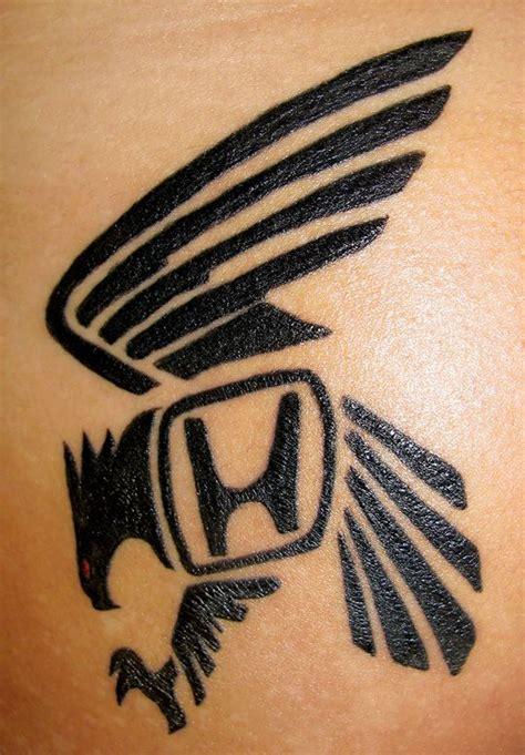 honda tattoos honda wing pixshark com images galleries