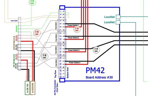 dcc layout wiring diagram for a get free image