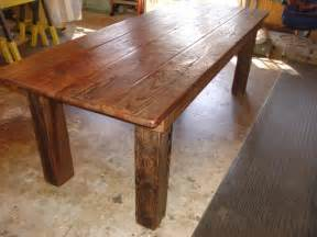 Farmers Kitchen Table Primitivefolks Farm Tables Harvest Tables Kitchen Islands Folk And More Custom