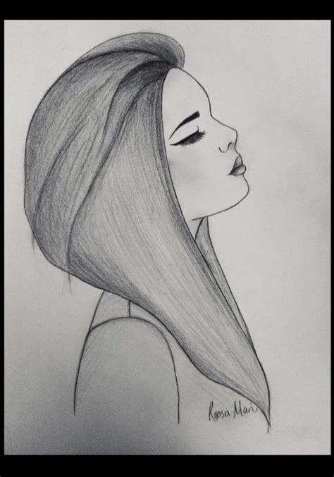 Easy Simple Sad sad drawing by roosa mari credit due to website inspireleads stuff