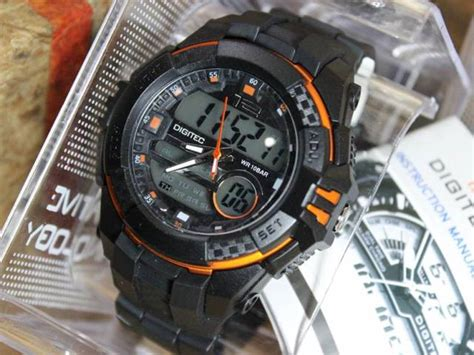 Digitec Dg 2023t List Orange jual jam tangan digitec dg 3012t original