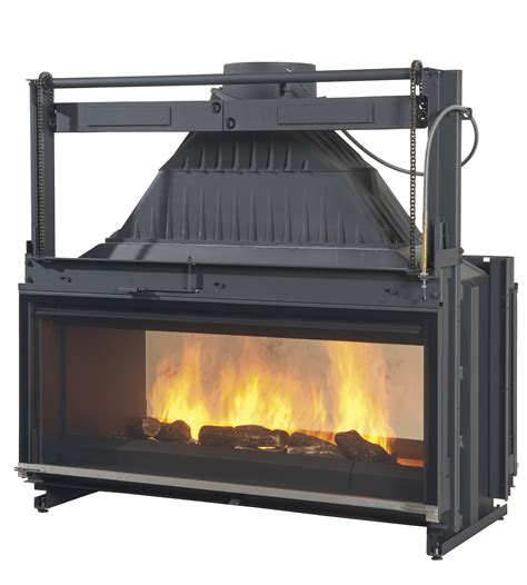 Cheminee Phillipe by Cheminees Philippe A Fireplace With The Best Of Both