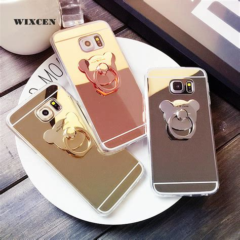 Samsung Note 3 Softcase Motomo Ring Stand Holder Aluminium aliexpress buy wixcen mirror tpu ring holder stand phone for