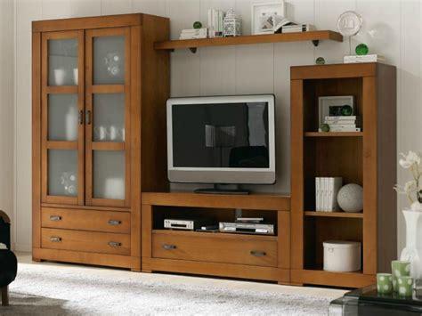 salones muebles mueble de salon madera maciza en pino fuenlabrada