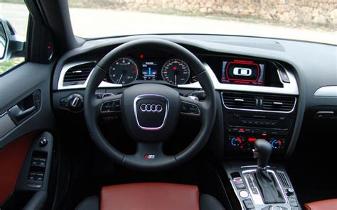 Audi B8 Interior by Audi S4 2010 Interior