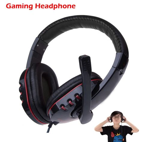 comfortable headset with mic comfortable gaming headphone headset with microphone mic