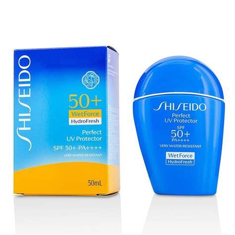 Shiseido Uv Protector shiseido uv protector wetforce hydrofresh spf 50