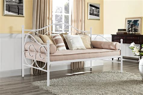 DHP Furniture   Victoria Twin Size Metal Daybed