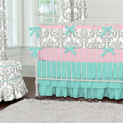 Bedding For A Crib Best 25 Teal Baby Rooms Ideas On Pinterest Teal Baby Nurseries Baby Room And Baby Boy