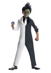 party city boy halloween costumes boys two face costume