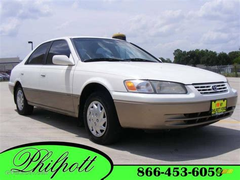 1999 white toyota camry le 13613835 gtcarlot car color galleries