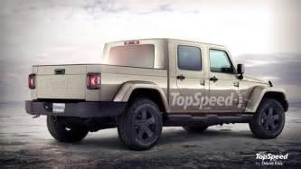 Jeep Wrangler Trucks 2018 Jeep Wrangler Truck Review Top Speed