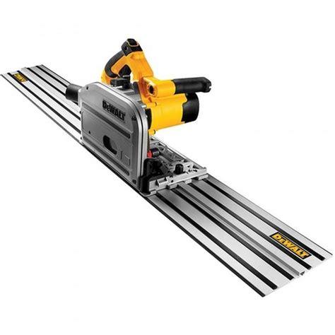 dewalt woodworking tools dewalt dws520sk heavy duty 6 1 2 165mm track saw kit