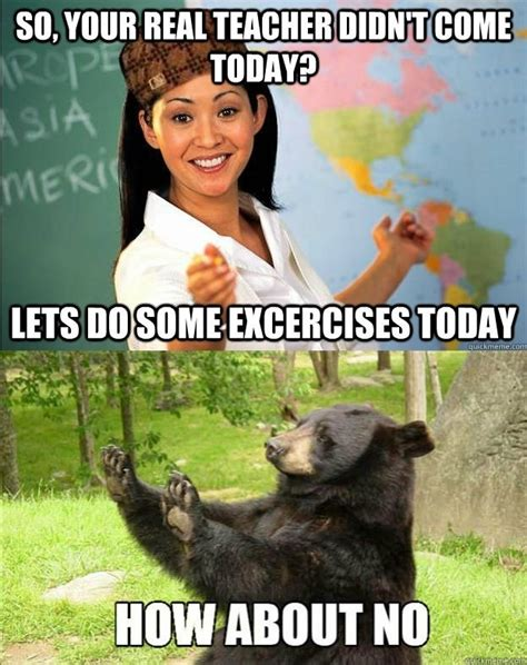 Scumbag Teacher Meme Generator - sad bear meme 100 images sad frogman sad bear guy know