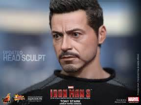 Tony Stark tony stark sixth scale figure tony stark sixth scale figure