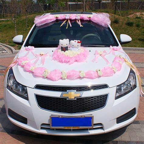 Deko Hochzeit Auto by Auto Deko Selbst Gemacht Hochzeit Execid