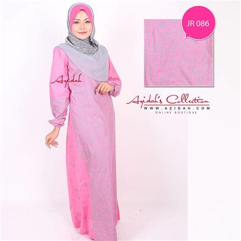 Jubah Muslimah Size Besar jubah saiz besar jubah cotton saiz besar
