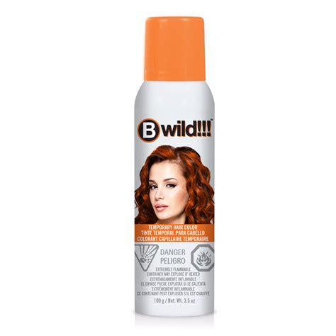 b hair color spray jerome b temporary spray on hair color dye