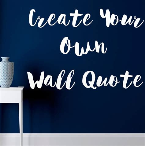 wall sticker custom custom wall stickers by wall quotes designs by gemma