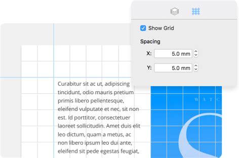 grid layout swift swift publisher desktop publishing and page layout