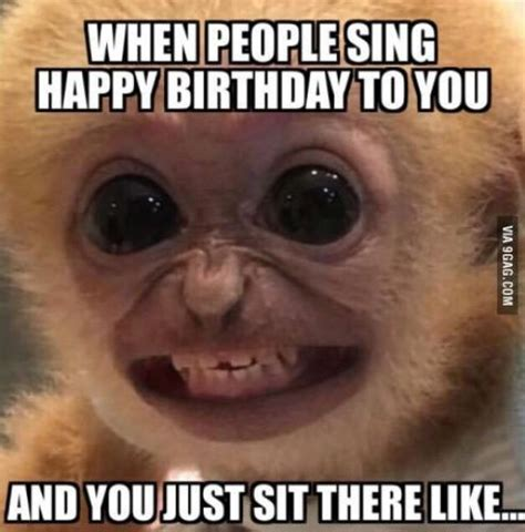 Rude Happy Birthday Meme - 17 best ideas about happy birthday sister on pinterest