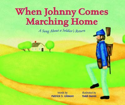 when johnny comes marching home by marsha qualey joanna