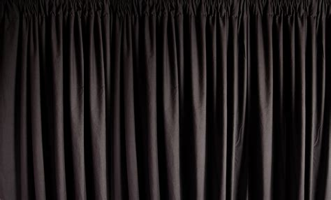 Black Backdrop Curtains Curtain Texture Seamless
