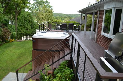 The Deck And Patio Company by Maintenance Free Decking Modern Other Metro By Deck