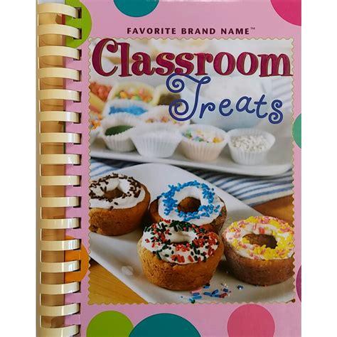 classroom treats cookbook classroom treats professional book fairs