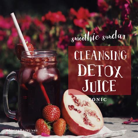 L A Juice Cleanse Detox by Cleansing Detox Juice Tonic Weight Loss Surgery