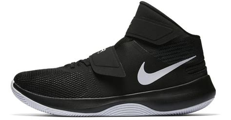nike basketball shoes wide lyst nike air precision flyease wide s basketball