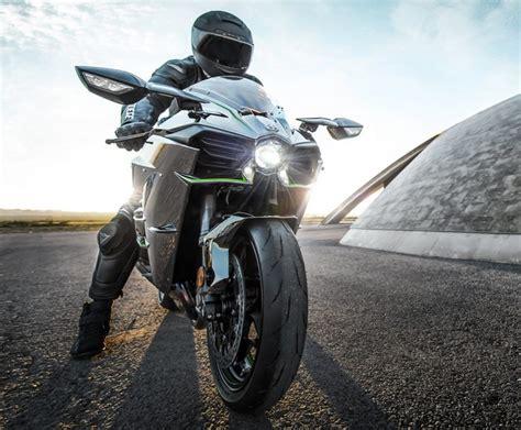 kawasaki h2 2018 galerie moto motoplanete