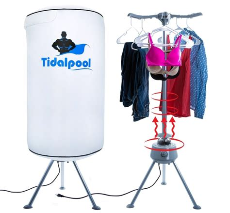 Portable Electric Clothes Dryer Tidalpool Portable Electric Clothes Dryer