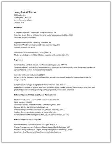 Correct Spelling Of Resume by Correct Spelling Of Resume Guides Resume Sle Template